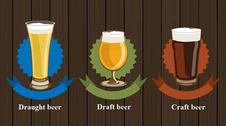 Bia craft là gì? Các loại bia Craft hot nhất 2021