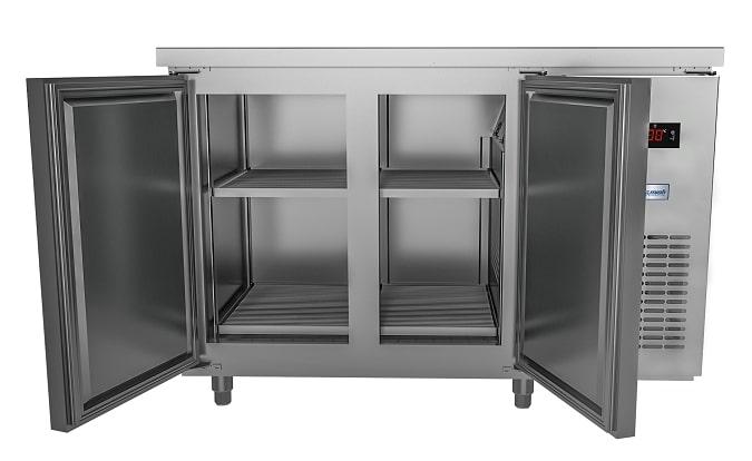 Hệ tầng giá inox tiêu chuẩn có tải trọng lên tới 30kg