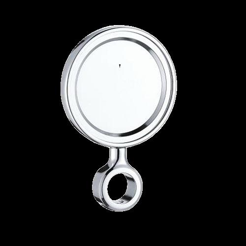 Logo tròn trắng Talos