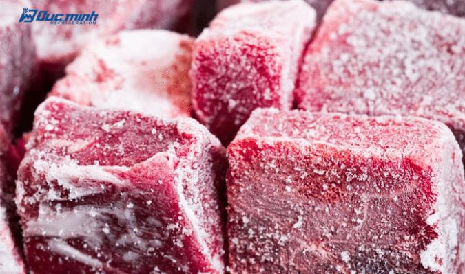 Nhiệt độ bảo quản thực phẩm đông lạnh lý tưởng nhất là bao nhiêu?
