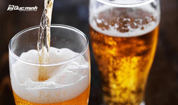 4 lý do khiến bạn lựa chọn tủ bia tích hợp lạnh nhanh tức thì