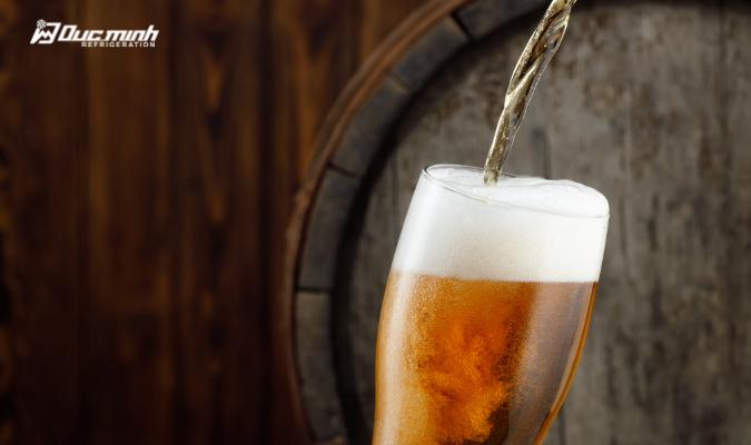 Máy chiết rót bia tươi là gì?